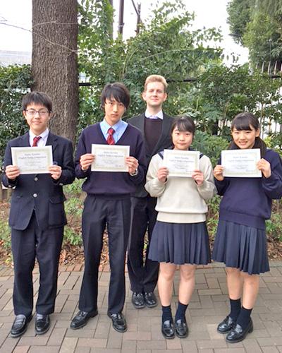 中学3年 英語俳句コンテスト - 目白研心中学校・高等学校