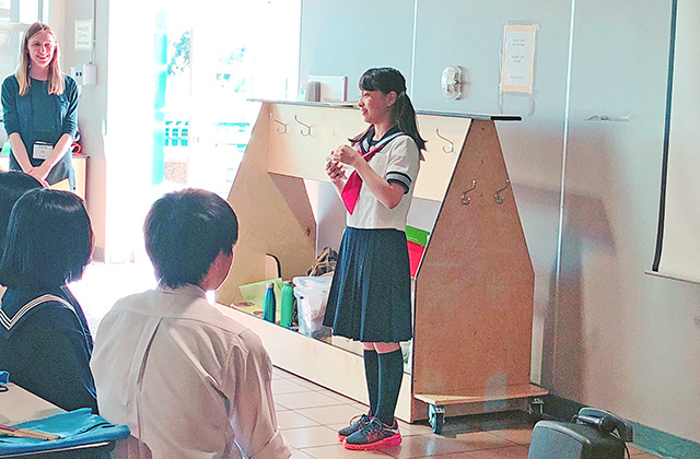 中3カナダ修学旅行 8日目