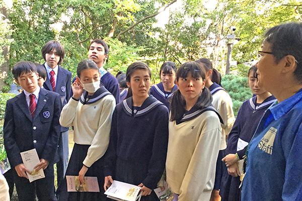 林芙美子記念館 見学