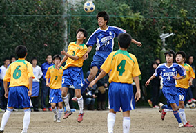 サッカー 帝京 部 高校